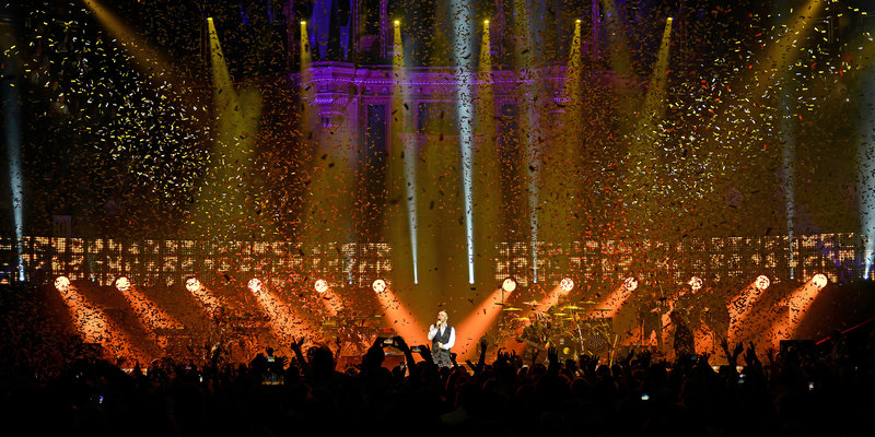 Gary Barlow - 22 April 2014   Royal Albert Hall — Royal