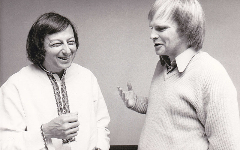 André Previn and Patrick McCarthy)