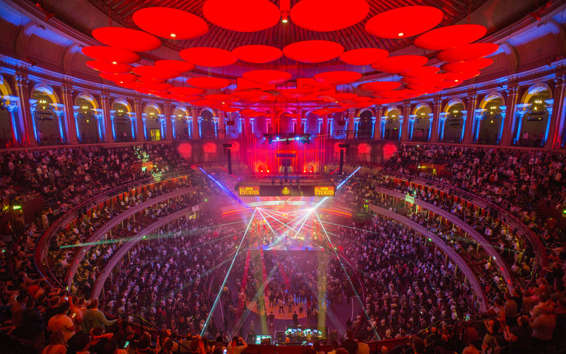 Pete tong brings the spirit of ibiza to the hall in a for Ibiza proms cd